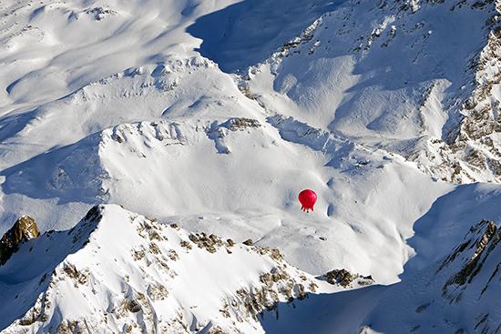EUTER in den Alpen