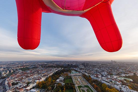 EUTER über Wien
